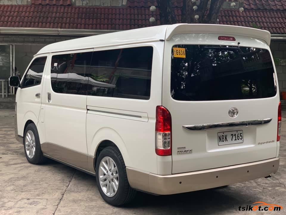 Toyota Hiace 2018 - 6