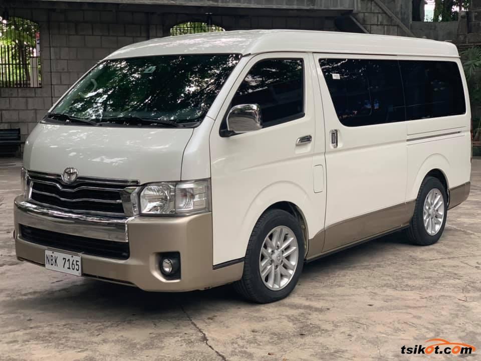 Toyota Hiace 2018 - 8