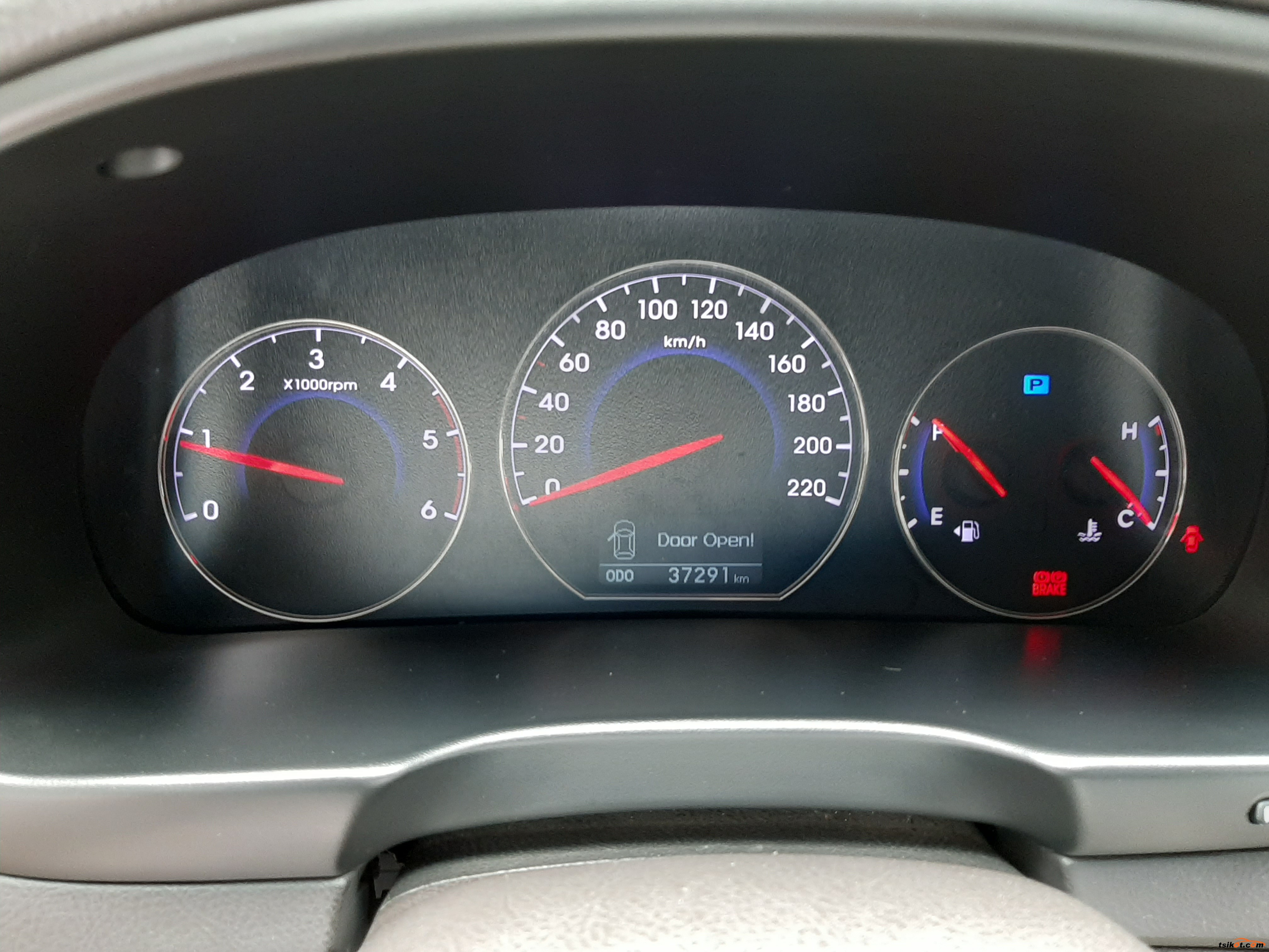 Hyundai Santa Fe 2011 - 4