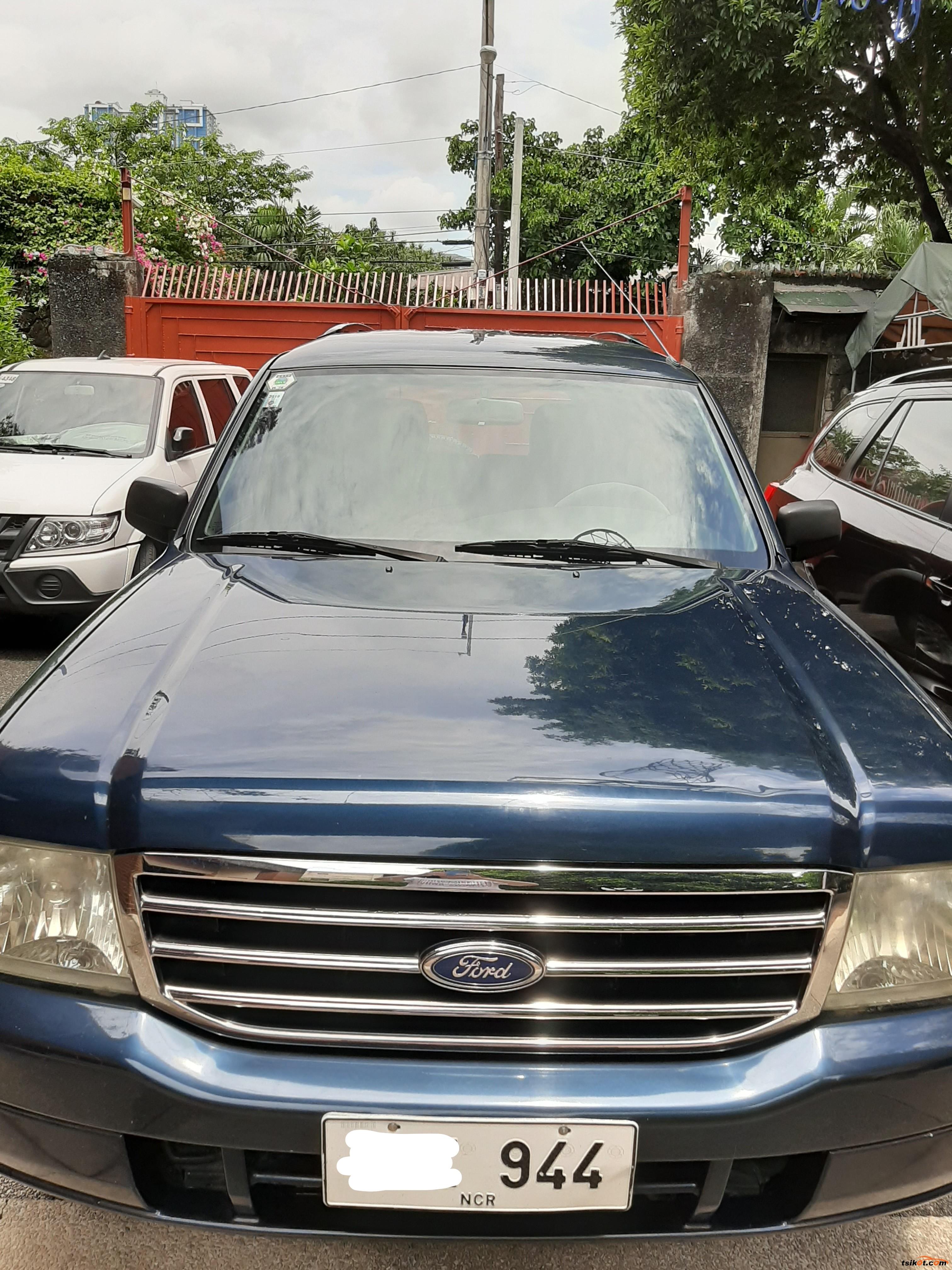 Ford Everest 2003 - 1