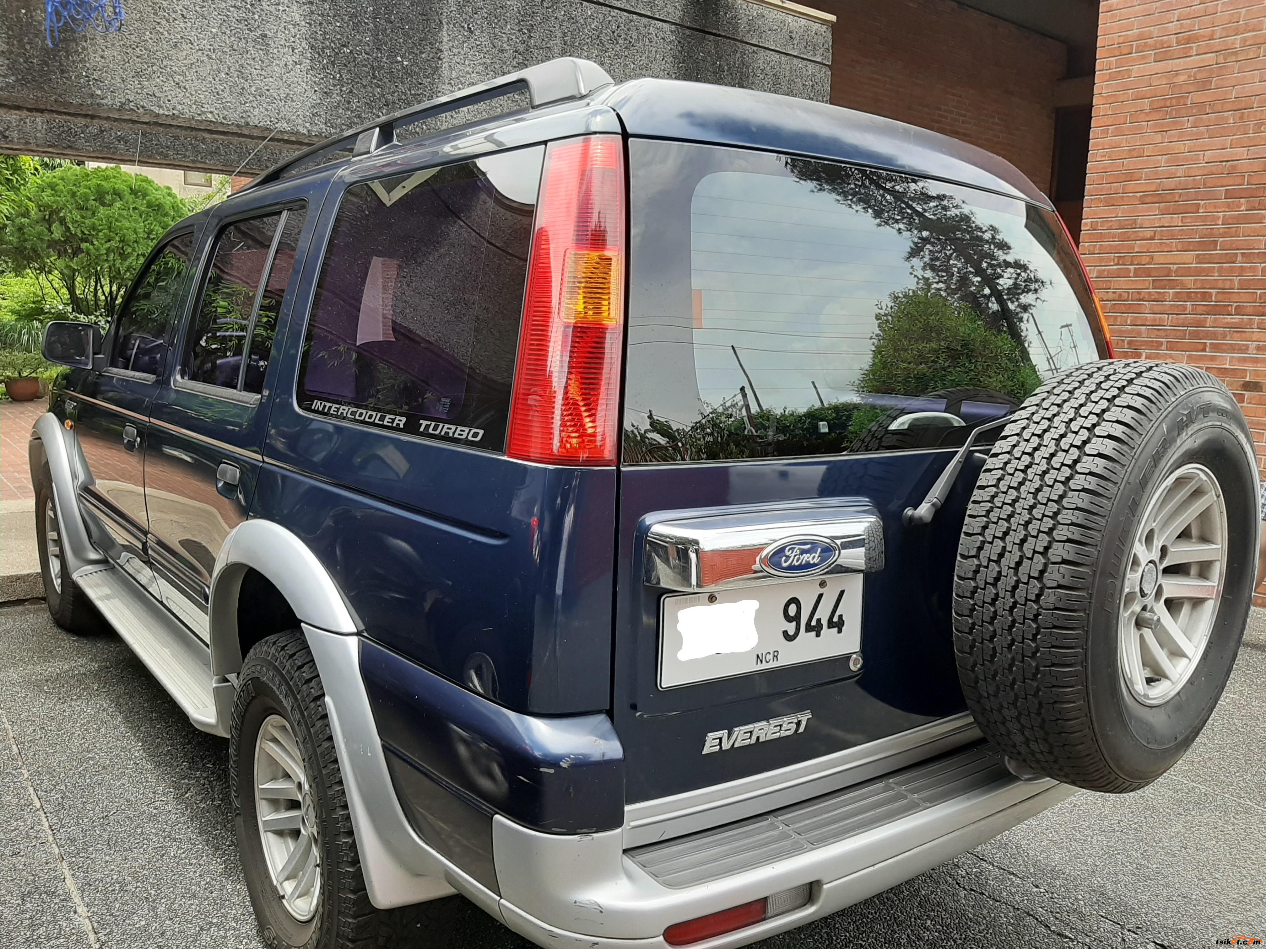 Ford Everest 2003 - 10