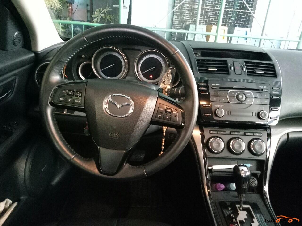Mazda 6 2012 - 3