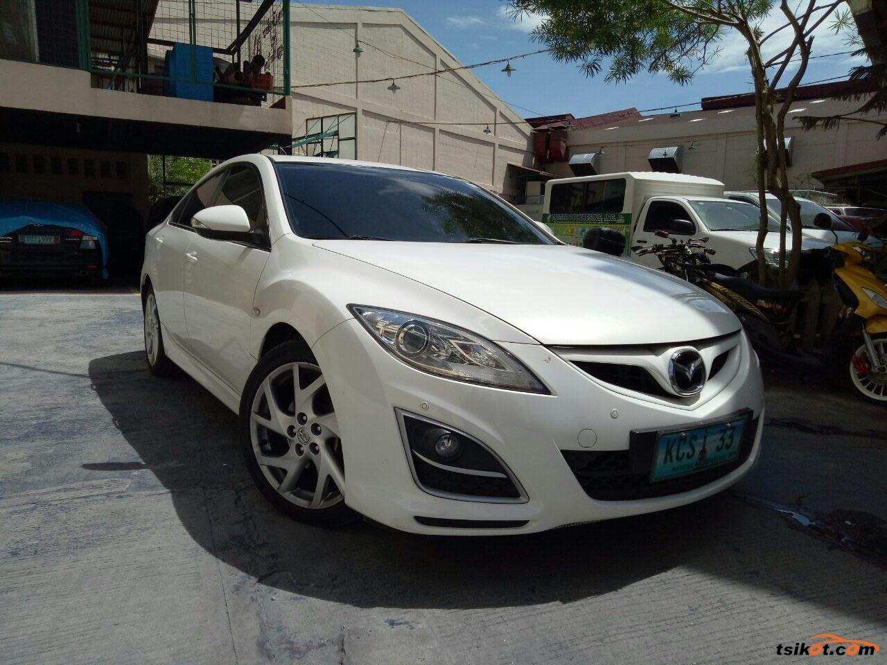 Mazda 6 2012 - 1
