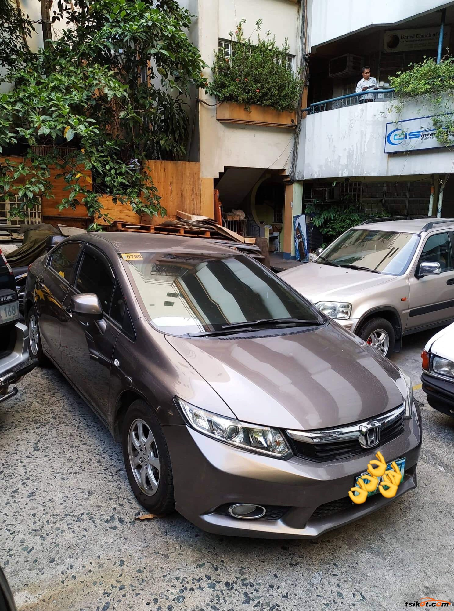 Honda Civic 2013 - 8