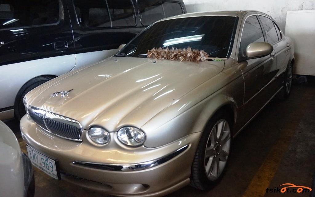 Jaguar X-Type 2004 - 1
