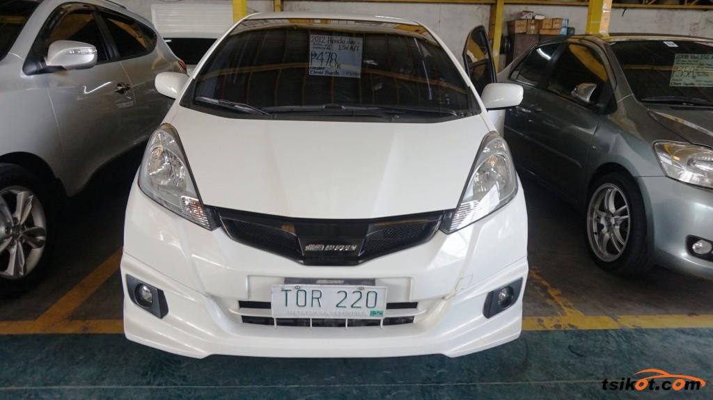 Honda Jazz 2012 - 1