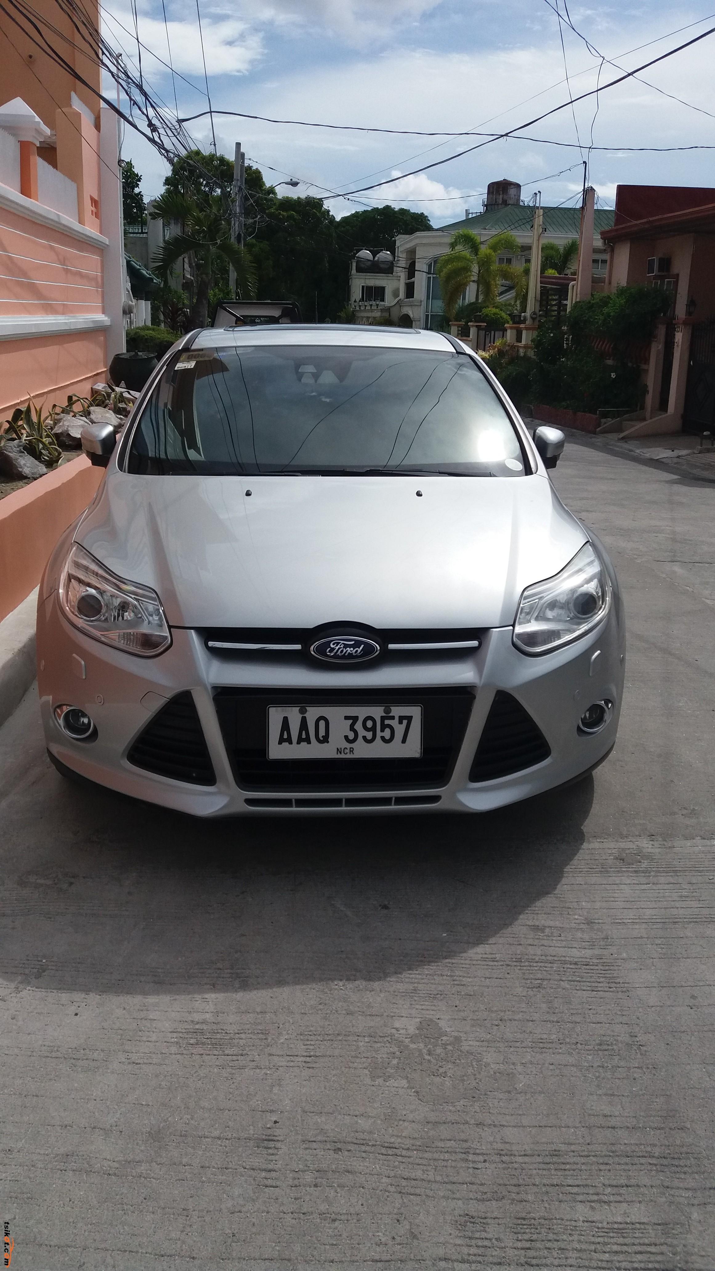 Ford Focus 2014 - 1