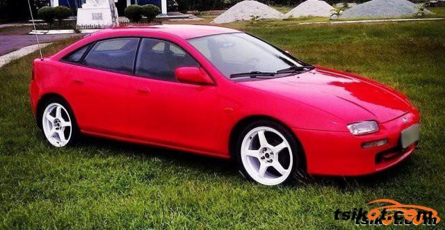 Mazda 323 1997 - 5