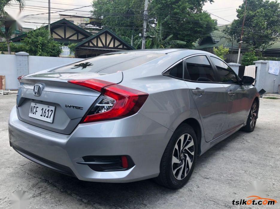 Honda Civic 2016 - 9