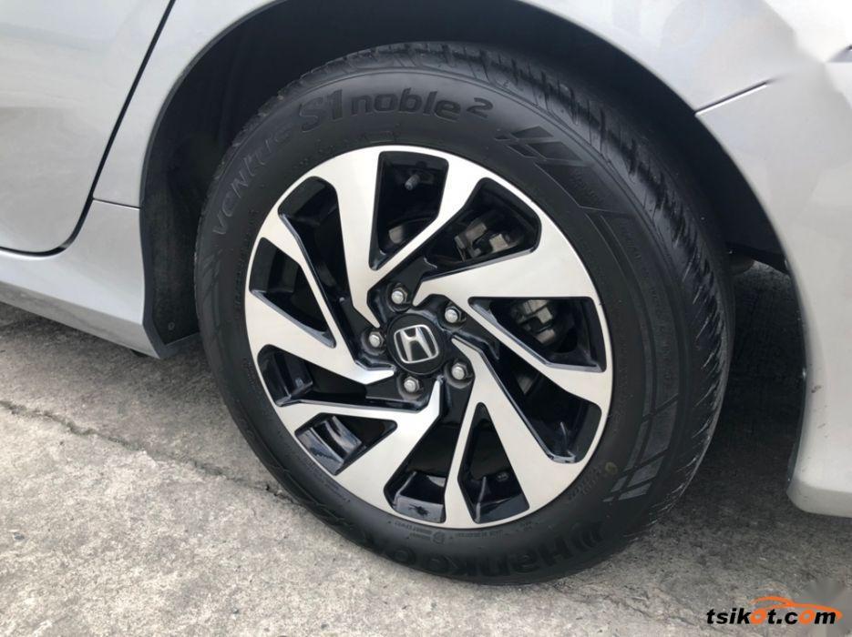 Honda Civic 2016 - 5