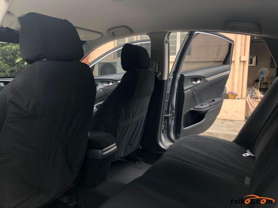 Honda Civic 2016 - 6