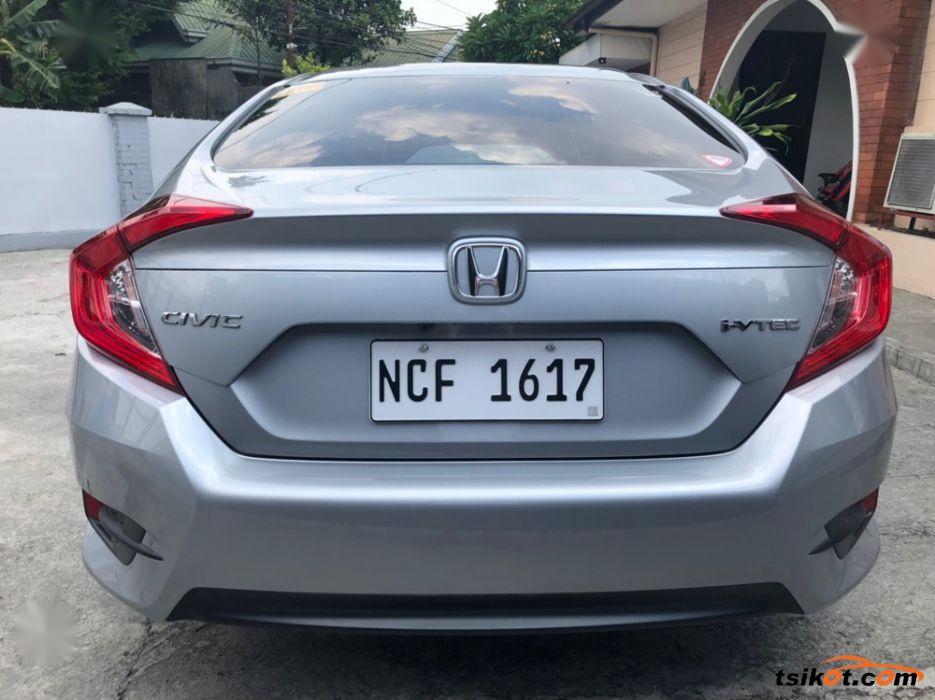 Honda Civic 2016 - 8
