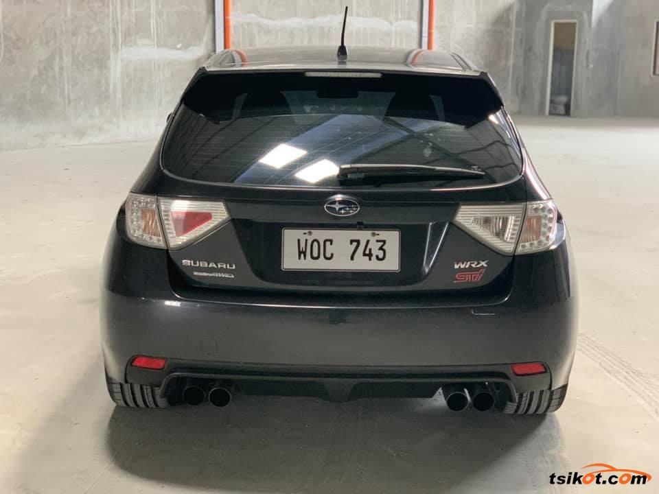 Subaru Impreza Wrx 2011 - 3
