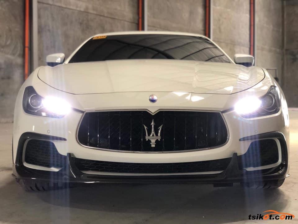 Maserati Ghibli 2016 - 1