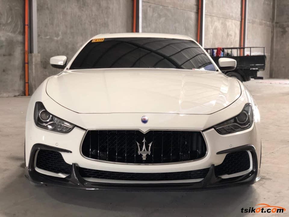 Maserati Ghibli 2016 - 3