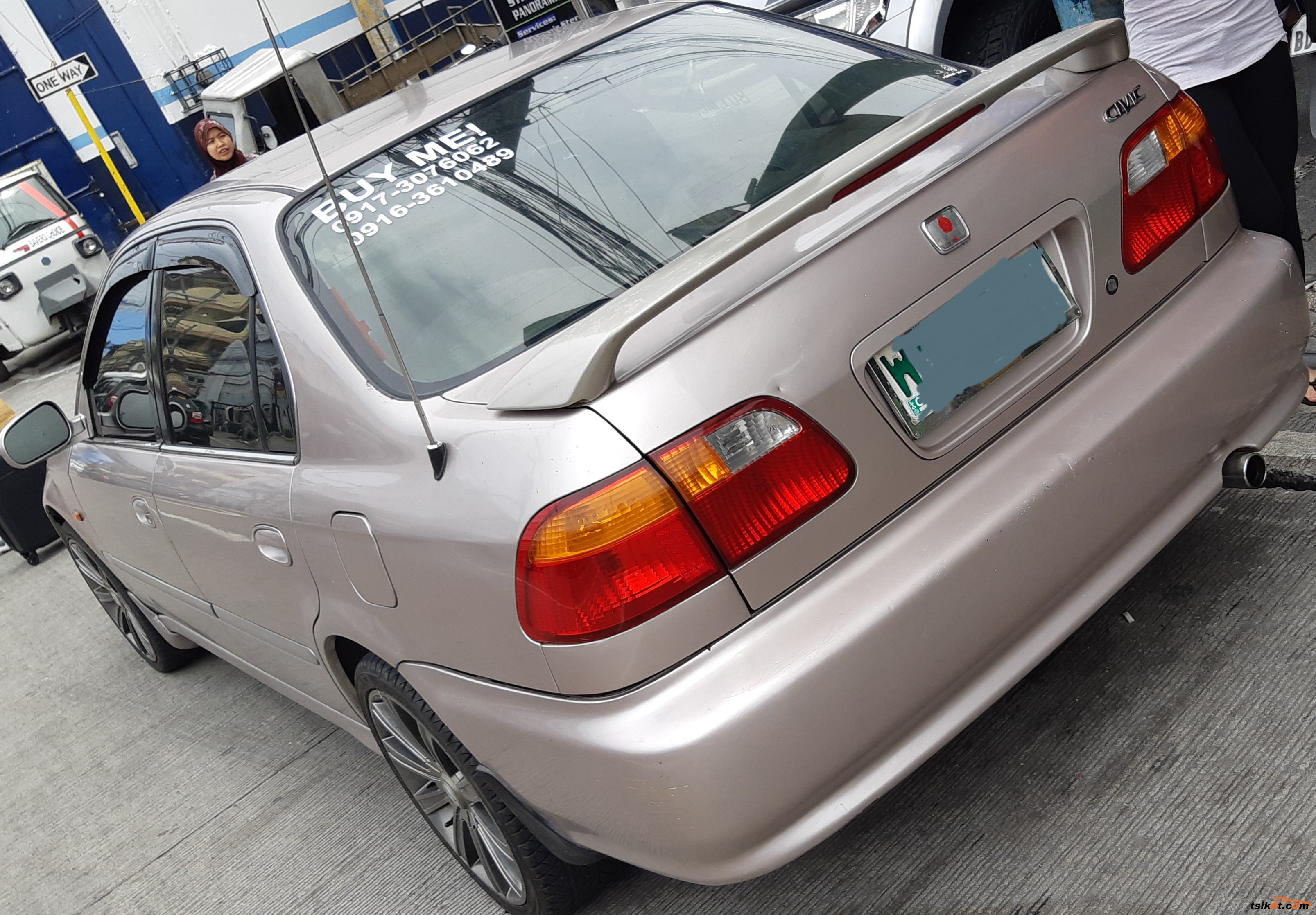 Honda Civic 2000 - 3