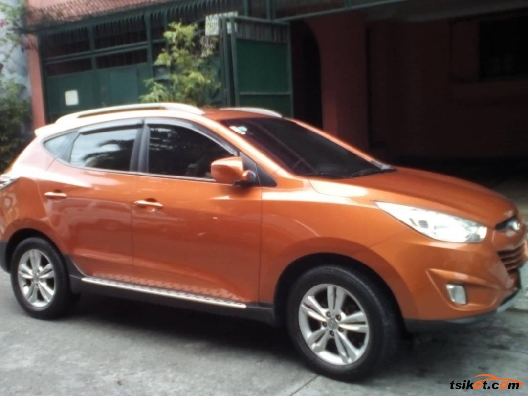 Hyundai Tucson 2013 - 5