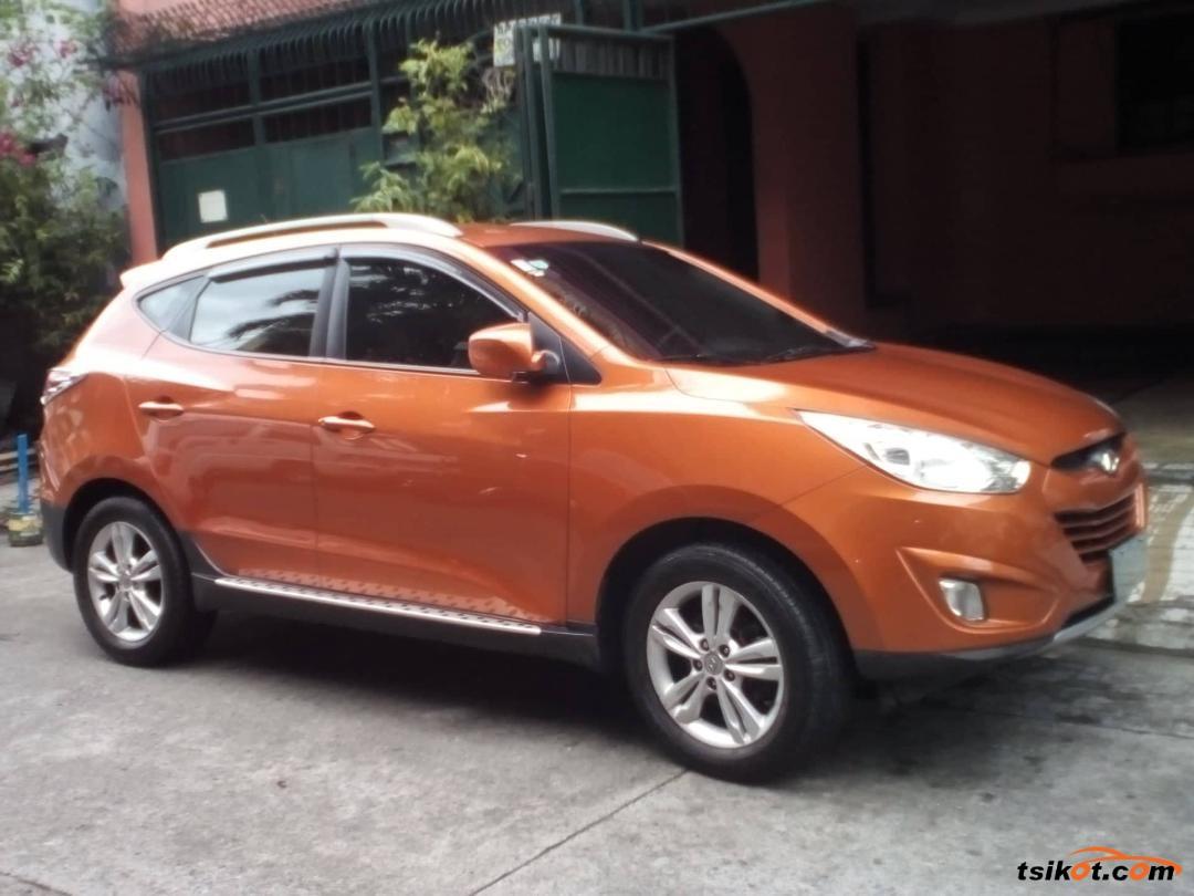 Hyundai Tucson 2013 - 7