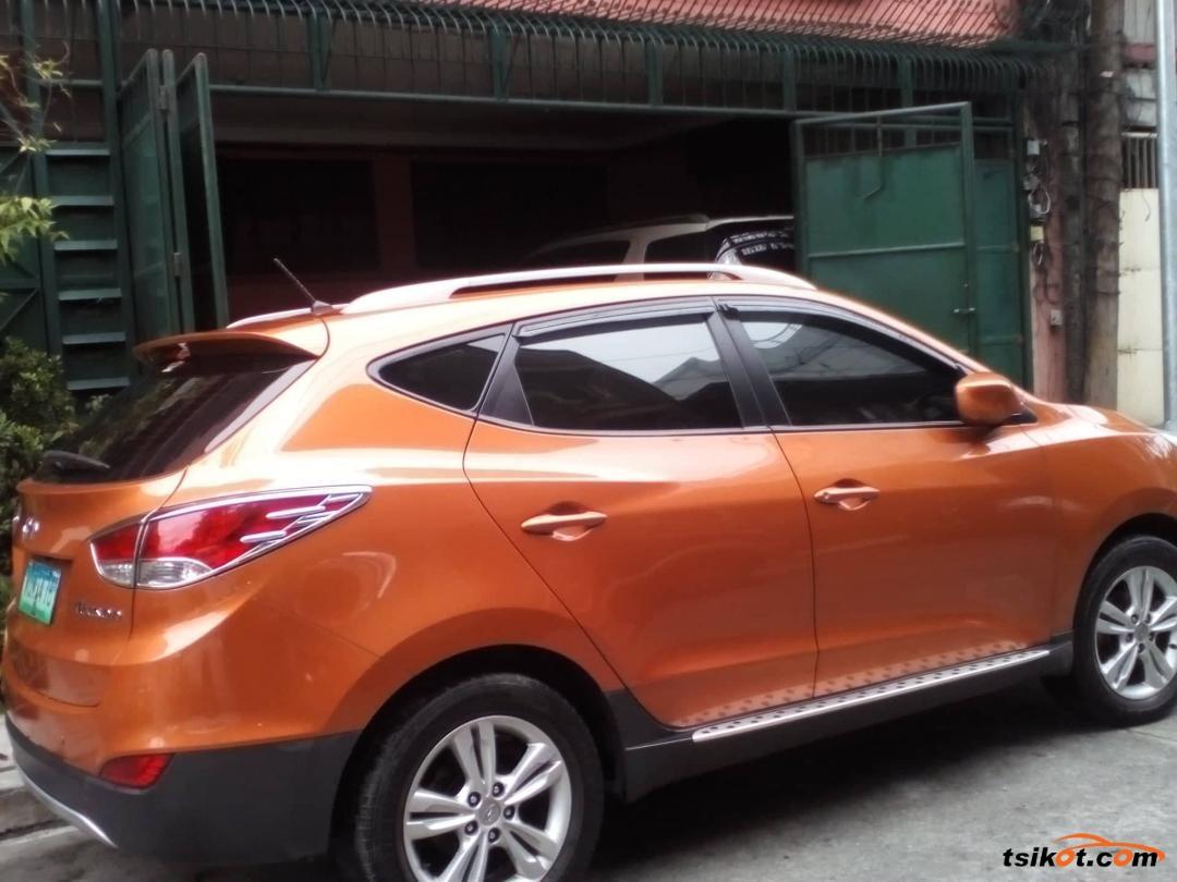 Hyundai Tucson 2013 - 8