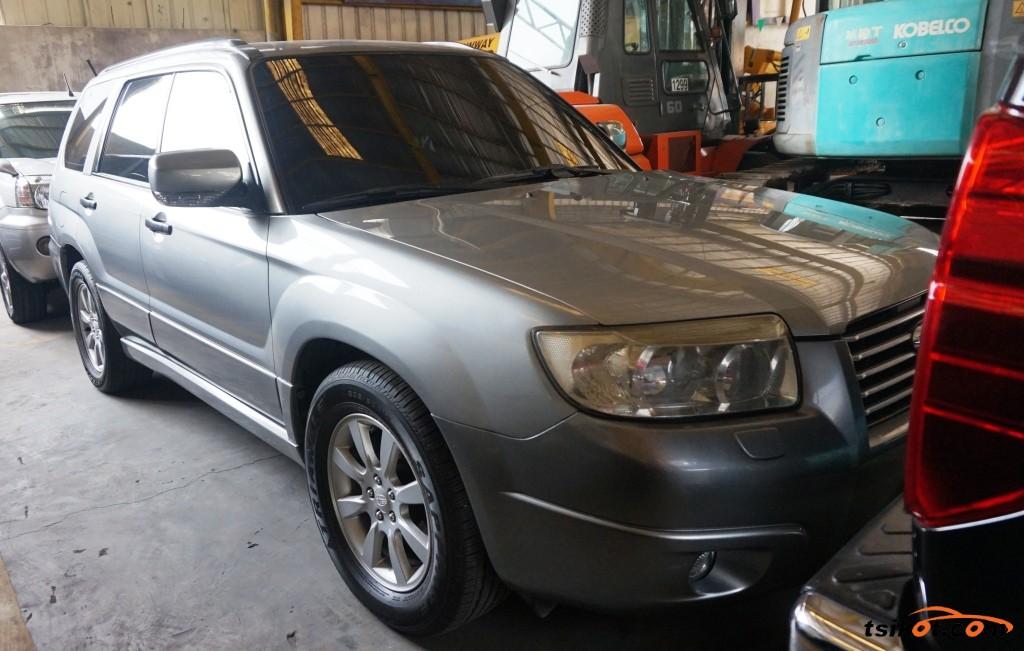 Subaru Forester 2008 - 1