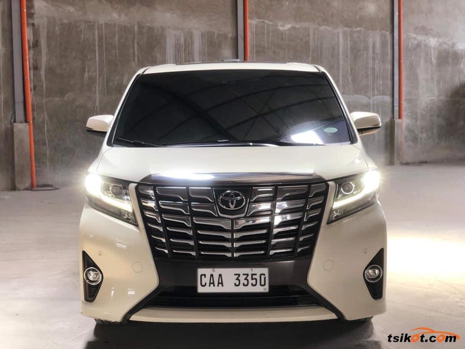 Toyota Alphard 2017 - 1