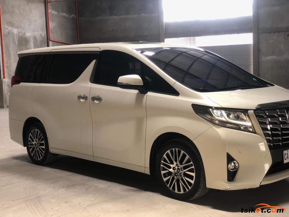 Toyota Alphard 2017 - 3