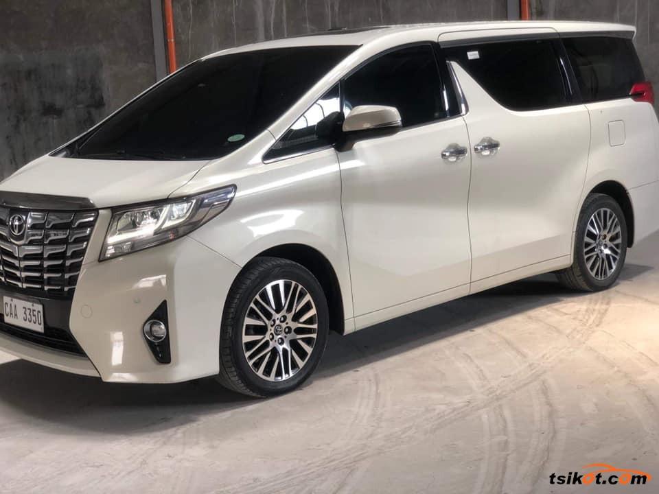 Toyota Alphard 2017 - 4