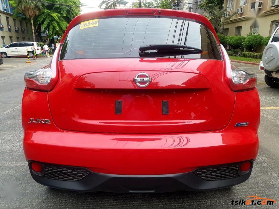 Nissan Juke 2017 - 3