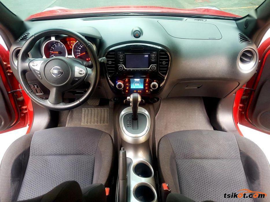 Nissan Juke 2017 - 5