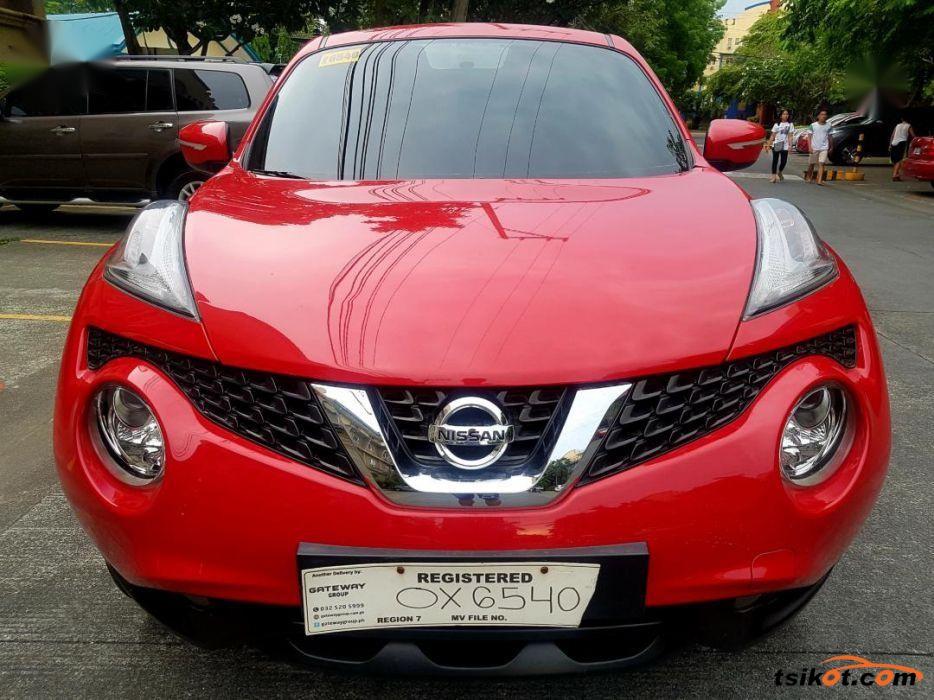 Nissan Juke 2017 - 8