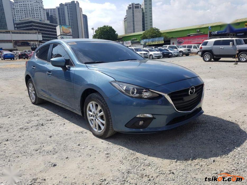 Mazda 3 2016 - 3