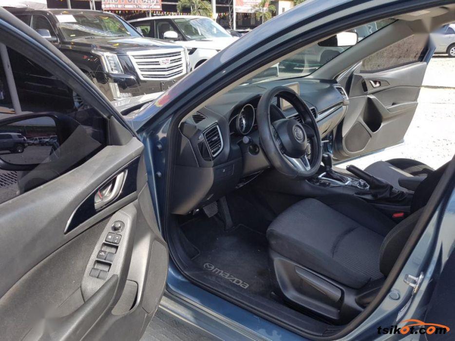 Mazda 3 2016 - 6