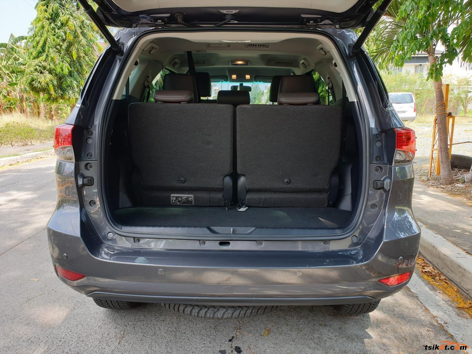 Toyota Fortuner 2018 - 5