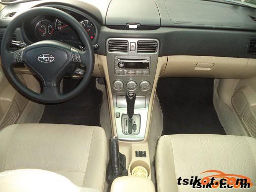 Subaru Forester 2007 - 2
