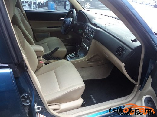 Subaru Forester 2007 - 3