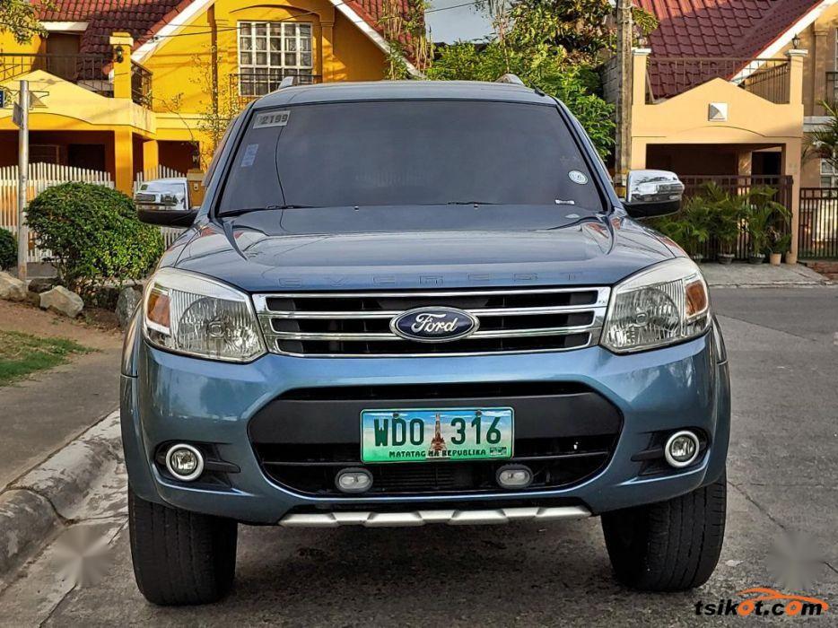 Ford Everest 2008 - 10