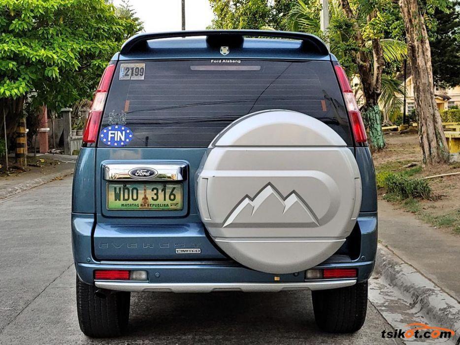 Ford Everest 2008 - 2