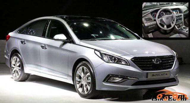 Hyundai Sonata 2015 - 4