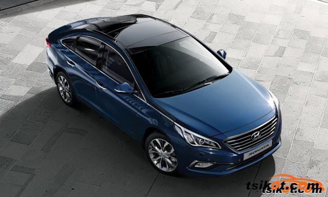 Hyundai Sonata 2015 - 6