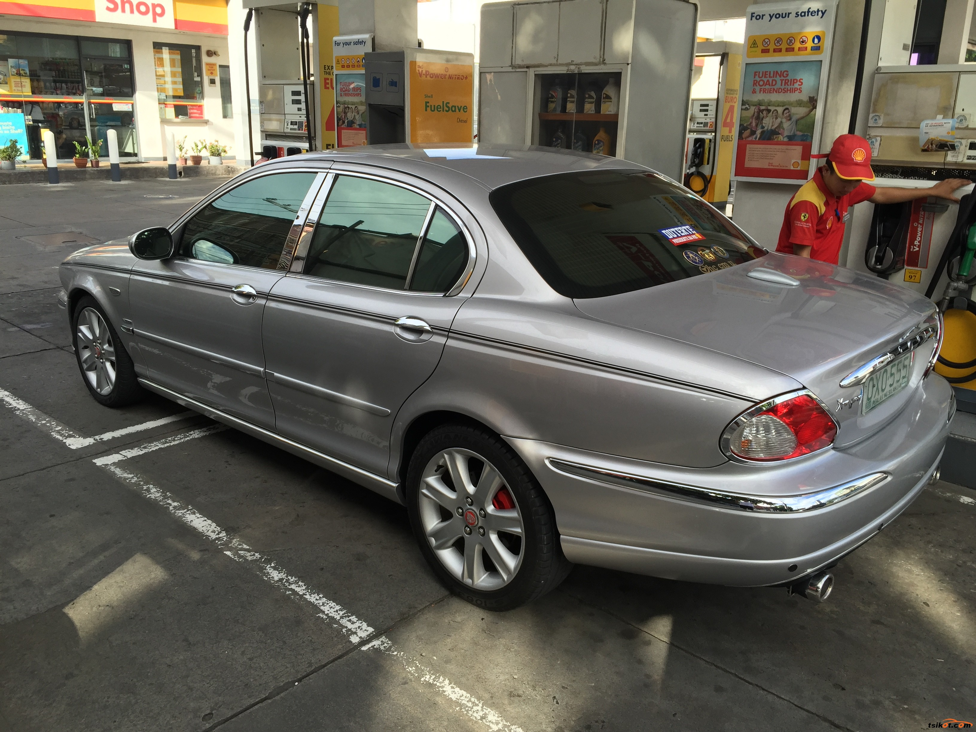 Jaguar X-Type 2002 - 1