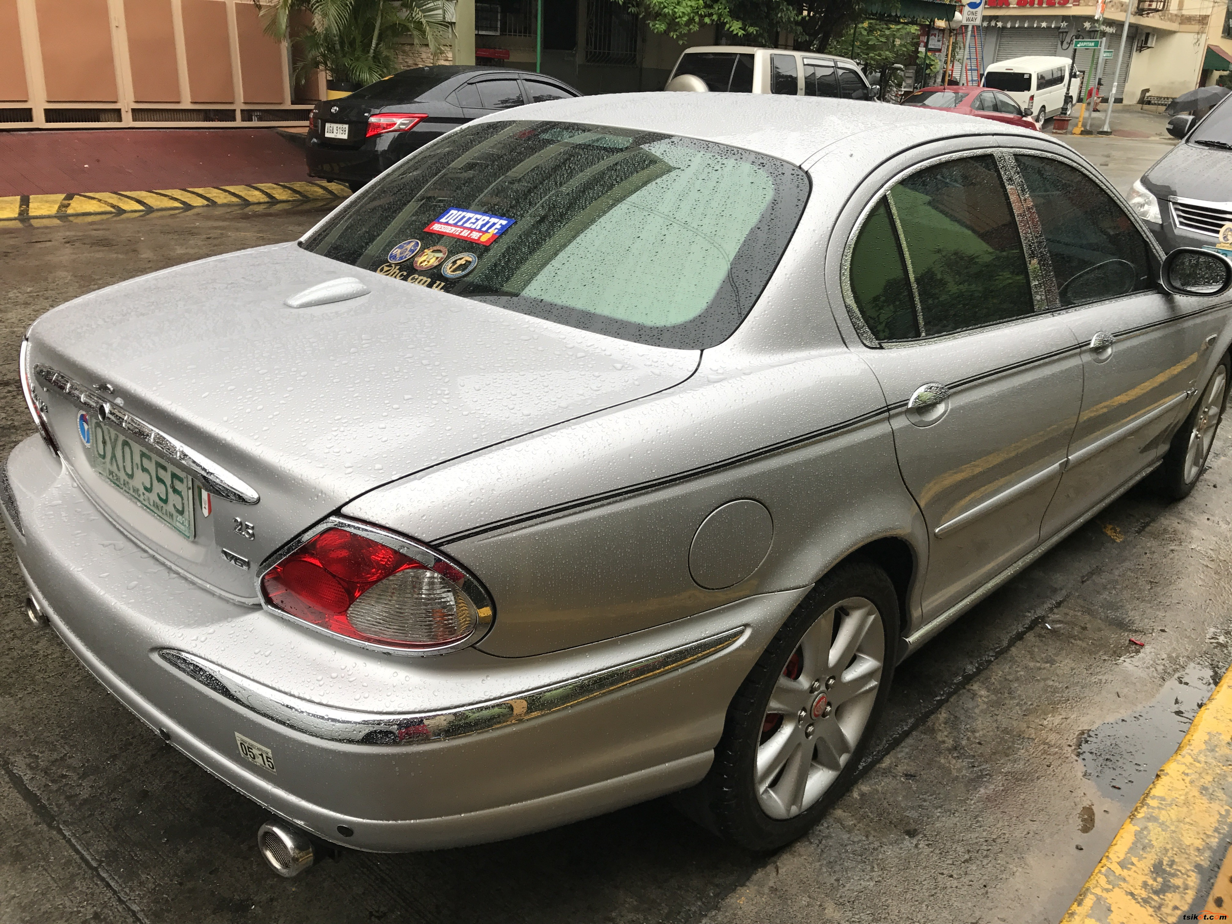 Jaguar X-Type 2002 - 6