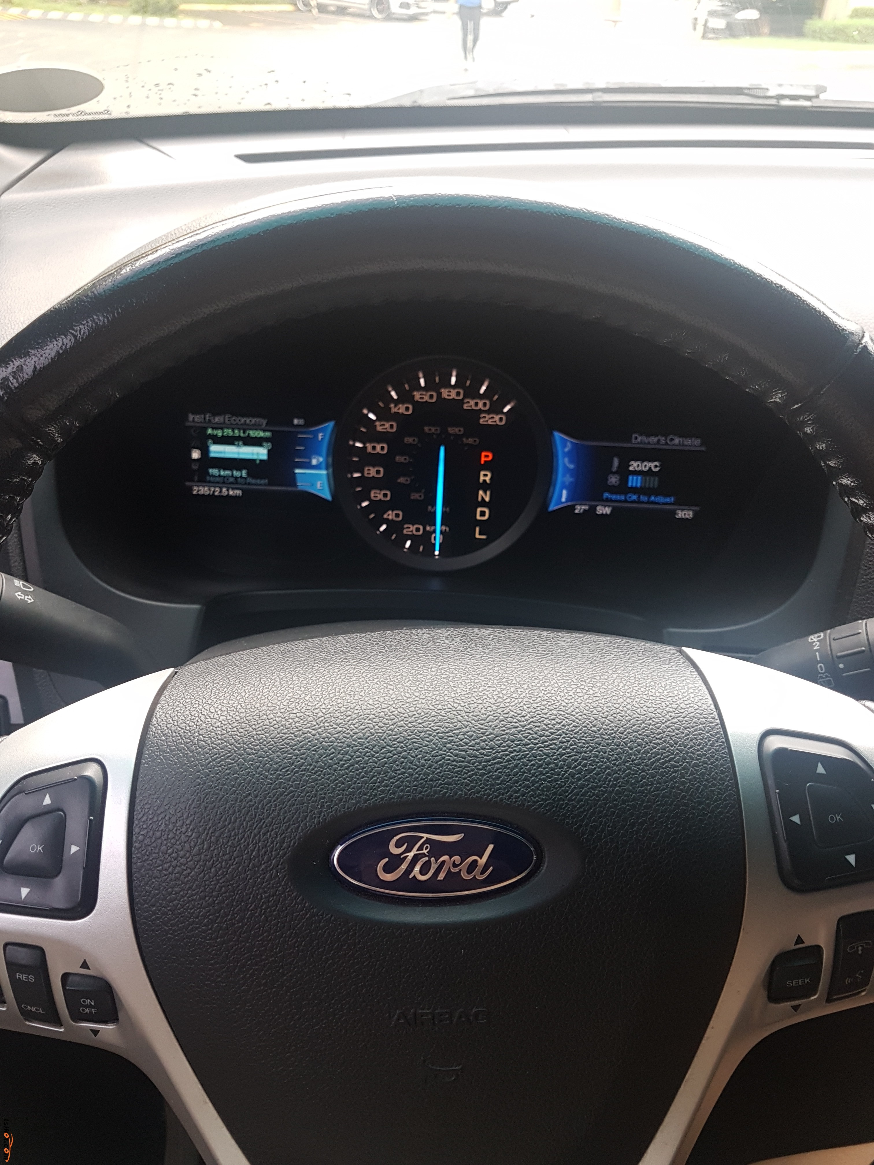 Ford Explorer 2013 - 4