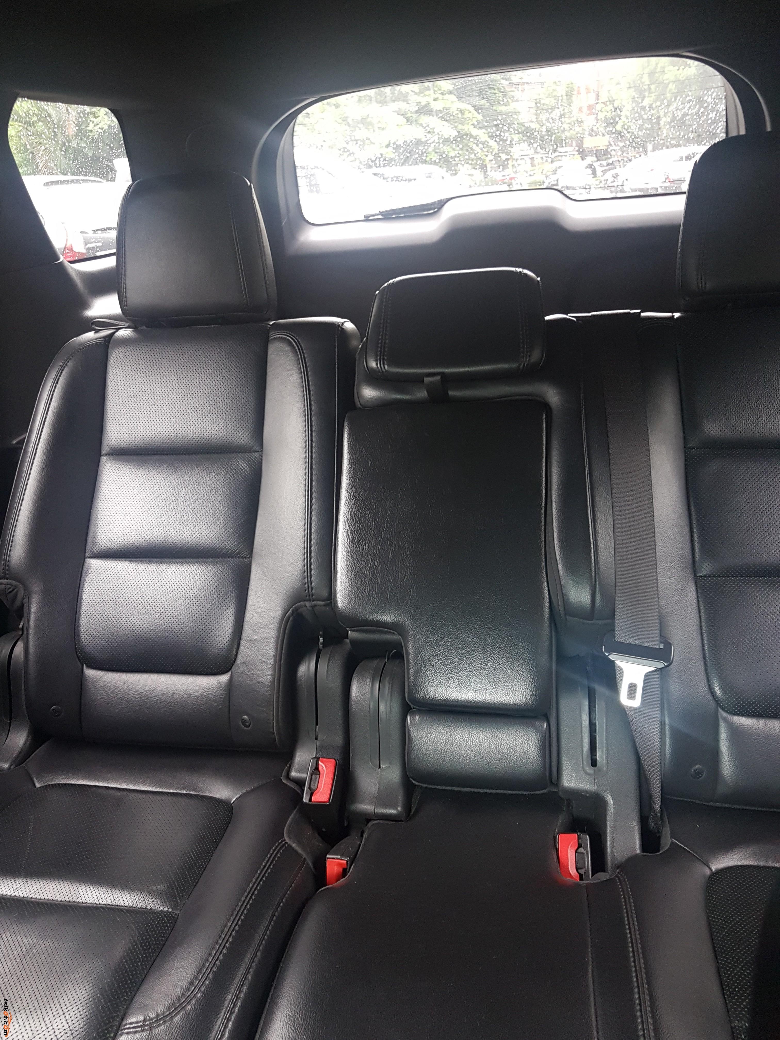 Ford Explorer 2013 - 8
