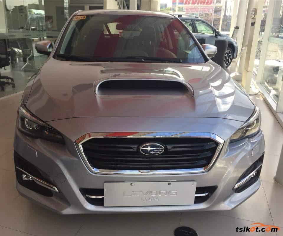 Subaru Levorg 2018 - 3