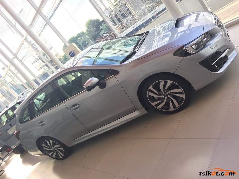 Subaru Levorg 2018 - 4