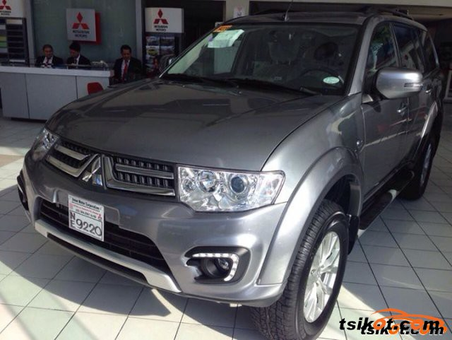 Mitsubishi Montero 2015 Car For Sale Central Visayas
