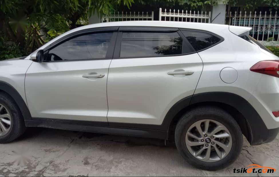Hyundai Tucson 2017 - 2