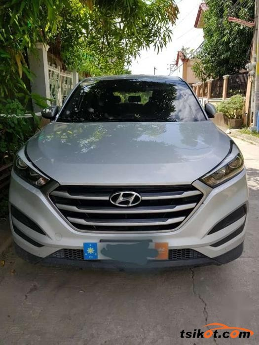 Hyundai Tucson 2017 - 7