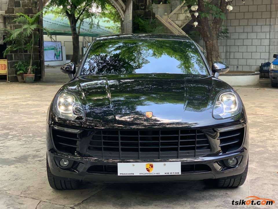 Porsche Macan 2018 - 1