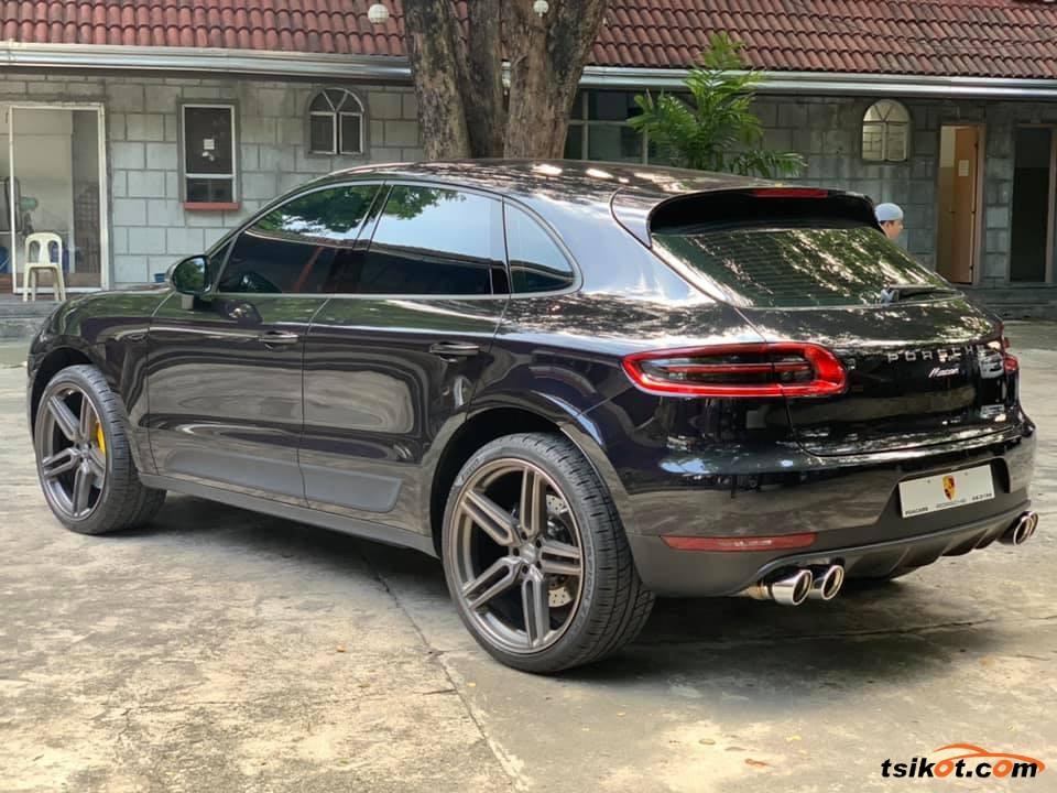 Porsche Macan 2018 - 2
